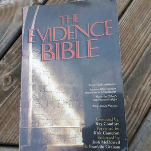 The Evidence Bible Ray Comfort